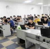 上海JAVAEE培训中心的学习环境
